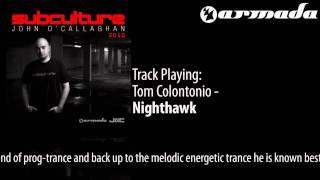 Tom Colontonio - Nighthawk [Subculture 2010 Album Previews]