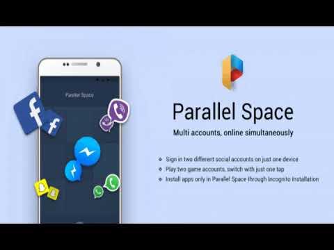 Parallel Space - Multi Accounts v4 0 8263 (PRO) APK