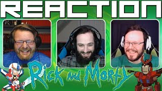 Rick and Morty: The Other Five (Official Trailer) REACTION!!