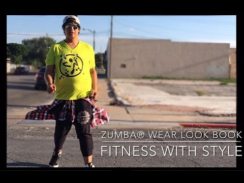 Zumba Wear Look Book-Fitness With Style