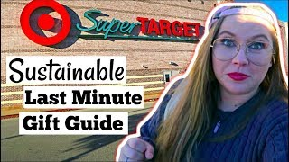 Last Minute Gift Guide At Target | Sustainable Gifts At Target