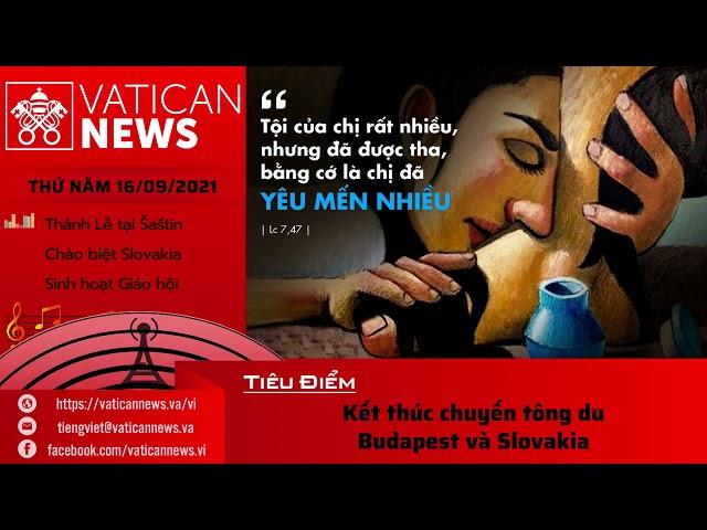 Radio thứ Năm 16/09/2021 - Vatican News Tiếng Việt