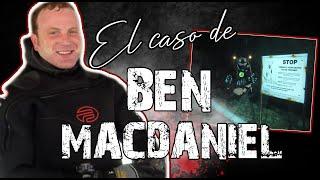 El Misterioso caso de Ben MacDaniel   ElisbethM