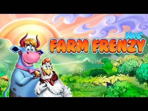 Farm Frenzy Inc. [Official Trailer]