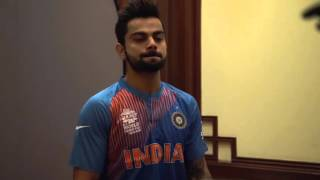 virat kohli and ms dhoni selfie time in icc world cup t20 2016 must watch funny moments 4k hd