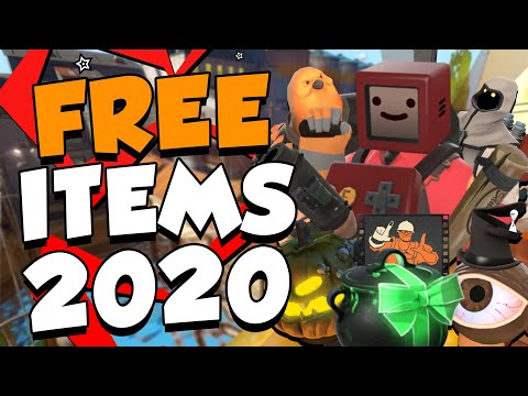 HOW TO GET 40+ FREE ITEMS IN TF2 2019 | Team Fortress 2