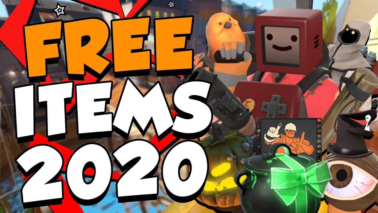 how to get free items on tf2