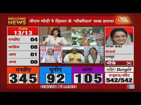 Smriti Irani Set To Defeat Rahul Gandhi In Amethi, What Went Wrong For The Congress President?