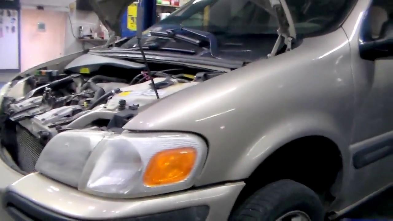 medium resolution of chevy venture van fuel pump replacement thru the top floor shortcut