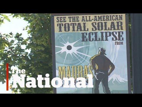 Millions prepare for total solar eclipse