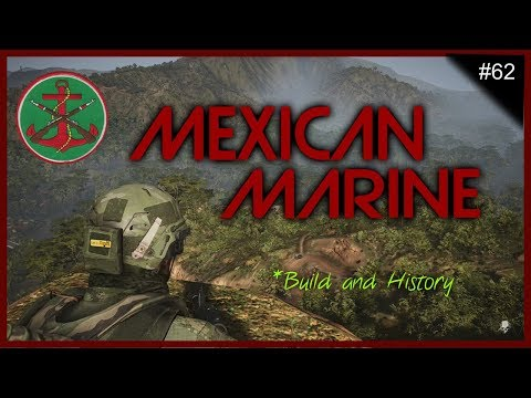 Mexican Marines - History and Build - Ghost Recon Wildlands