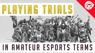 Playing TRIALS – The Job Interviews of the Esport World | OverwatchDojo