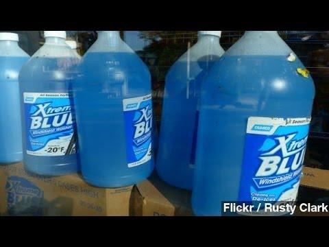 Windshield Washer Fluid Linked To Legionnaires