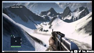 Alps Assault -  Custom Far Cry 4 Map Gameplay - DL in description