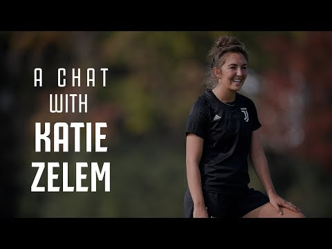 From Liverpool to Turin: A Chat with Katie Zelem