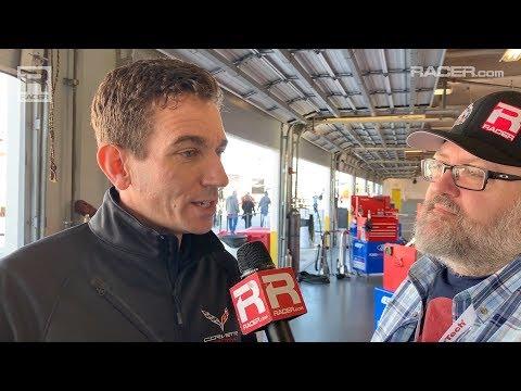 RACER: Corvette Racing's Oliver Gavin Ready For Title Defense
