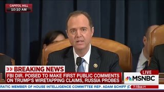 Rep. Schiff Opening Statement Laying Out Facts of Russia Investigation