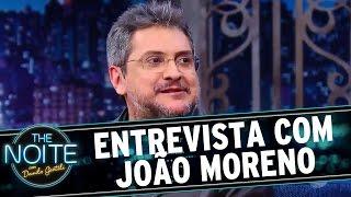 The Noite (27/10/16) - Entrevista com João Cláudio Moreno