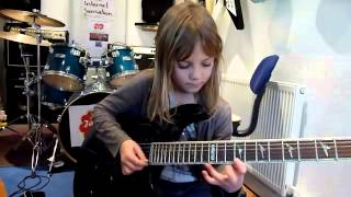 8 Year Old The Kid Rockers
