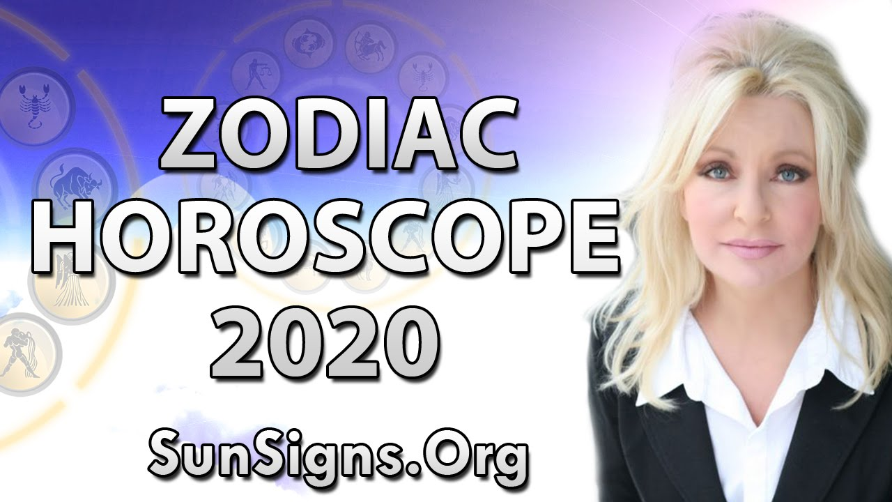 Horoscope 2020 Predictions For The 12 Zodiac Signs