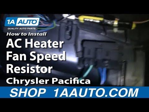 Hqdefault on 2001 Dodge Dakota Blower Motor Resistor