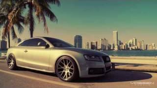 Audi A5 on 20