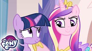 My Little Pony en español  La Sede de los Juegos | La Magia de la Amistad | Episodio Completo