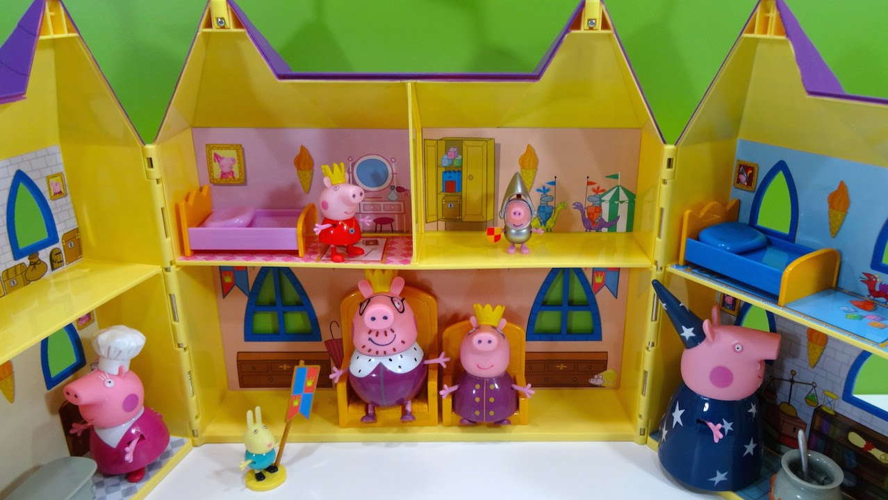 Princess Peppas Palace  YouTube