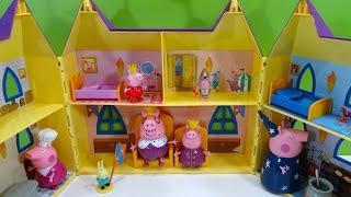 Peppa Pig Palacio de la Princesa Peppa Princess Peppa