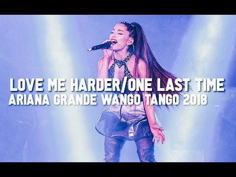 Love Me Harder - Ariana Grande HD Live at Wango Tango 2018