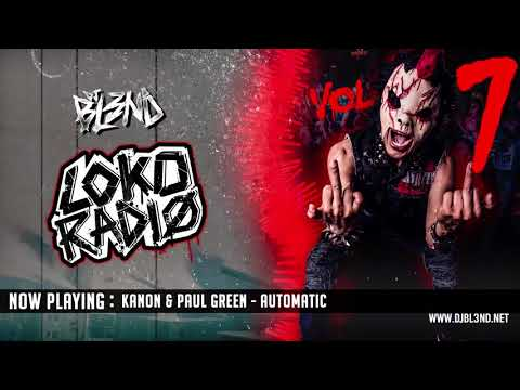 LOKO RADIO VOL.7 - DJ BL3ND