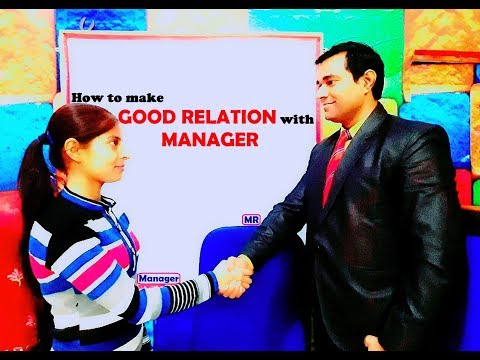 Manager के साथ कैसे deal करें - How to manage your boss - Make Your manager Love You