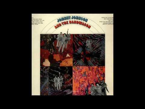 Johnny Johnson And The Bandwagon 1968 Full Album Vinyl