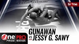 Video One Pride MMA #2: Gunawan VS Jessy Garfielo Sawy download MP3, 3GP, MP4, WEBM, AVI, FLV Juni 2018