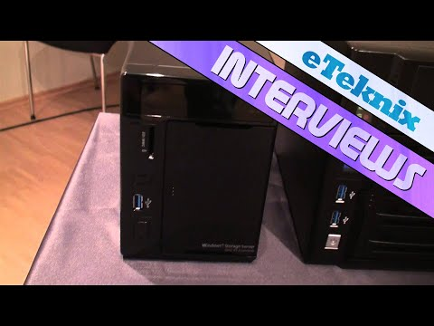 Thecus Introduce New Windows Server Based NAS Devices