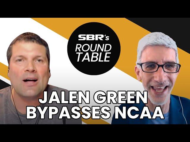 Jalen Green to the NBA G League 🔥+ Michael Jordan´s The Last Dance   SBR RoundTable