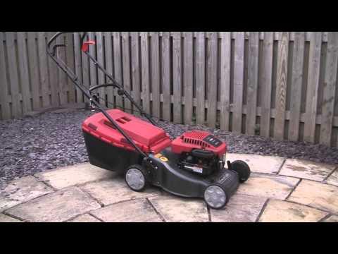 Mountfield SP470 Petrol Lawnmower Test Review