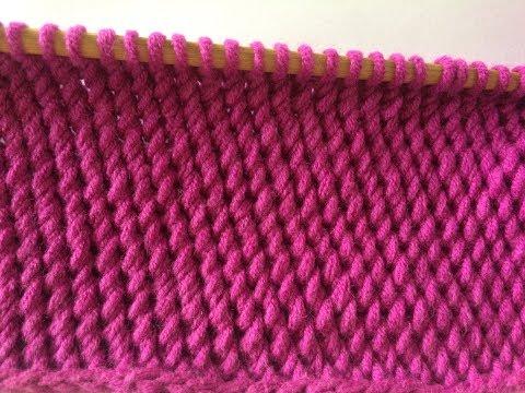 Ly Handmade Vn. Hướng Dẫn đan Vặn Thừng. Diagonal Stitch.