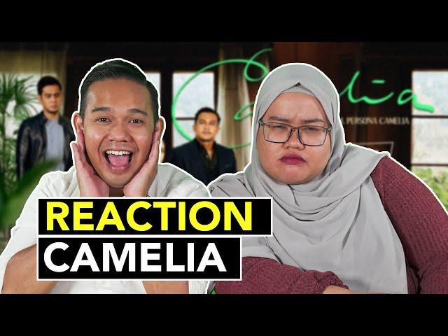 [REACTION] Geram Kami Tengok Ain Edruce Dalam Drama Camelia Ni