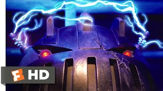 Zathura (2005) - Reprogramming the Killer Robot Scene (7/8) | Movieclips
