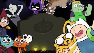 CN RSEE - Halloween 2018 Bumpers (Russian)