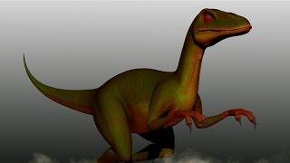 Velociraptor Rigging
