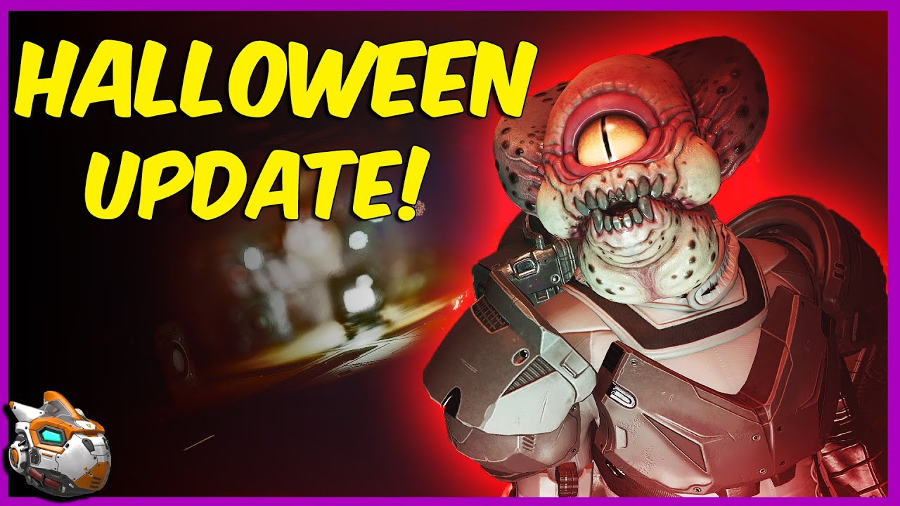Halloween Update is HERE! No Man's Sky Origins Update 2020 Freighter  Farming Incoming! - YouTube