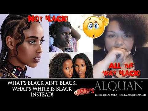 Prime Cuts: East Africans are not Black, but a Mechee X is?  Pt. 1 of 2