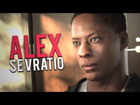 VRATIO SE ALEX HUNTER ! Fifa 17 - The Journey - #4