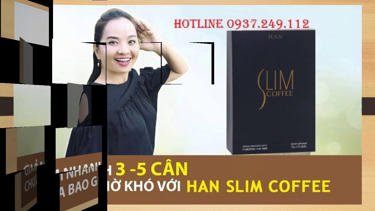 Cà Phê Giảm Cân Brazillian Arabica   Han Slim Coffee 0937249112 Zalo