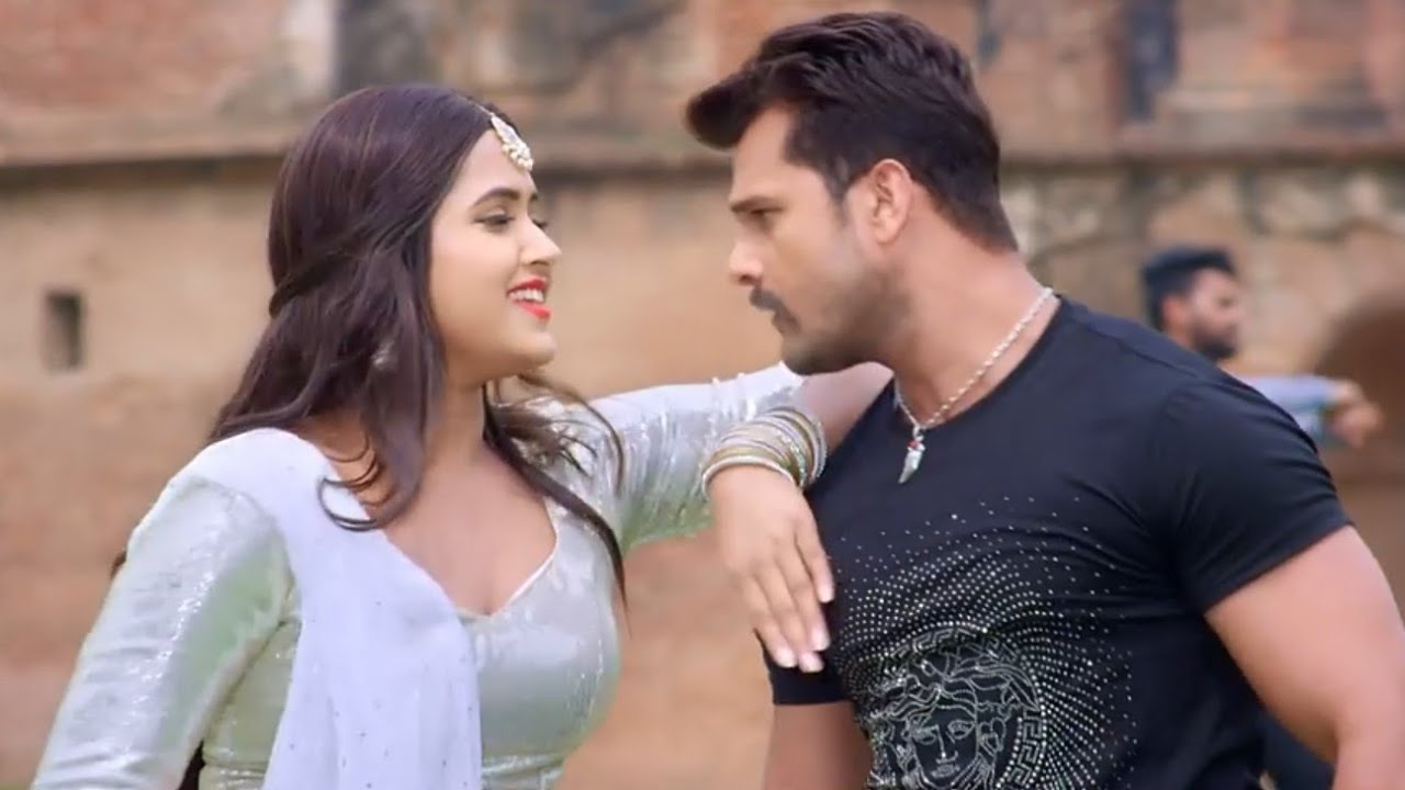Khesari Lal Yadav & Kajal Raghwani New Bhojpuri Movie Song Whatsapp Status Video