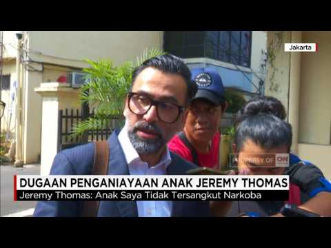 Anak Dianiaya Oknum Polisi, Jeremy Thomas Lapor ke Polisi, Kasus Axel Matthew Thomas