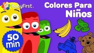 Aprendizaje de Colores en Español para Niños | Videos para Bebés