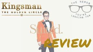 Don't Interrupt Me | Kingsman: The Golden Circle Review